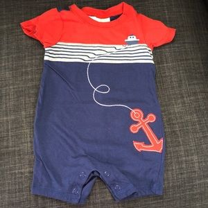 Baby Boy Romper in Great Condition